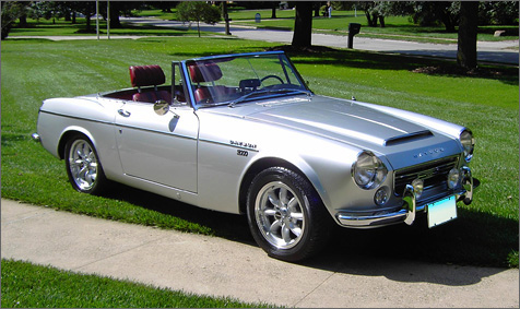 1000  images about Datsun Fairlady on Pinterest | Cars, Classic ...